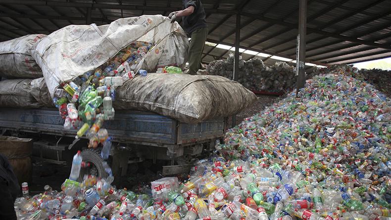 China will keinen westlichen Müll mehr: Anstoß für neue Schritte im Kunststoffrecycling in Europa?