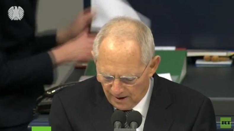 LIVE: 8. Sitzung des Deutschen Bundestages