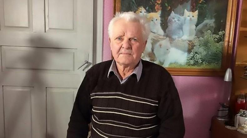 """""""Hitler hat mich getauft"""": Rumäne behauptet, Patenkind Hitlers zu sein"""