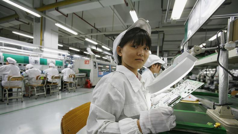 Bericht über Apple-Fabrik enthüllt:  IPhone-Arbeiter permanent Phosphor und Schwefel ausgesetzt