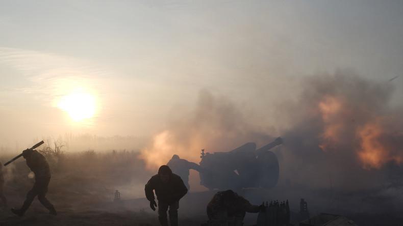 """Russischer OSZE-Botschafter: """"Kiew brach die Neujahrswaffenruhe im Donbass"""""""