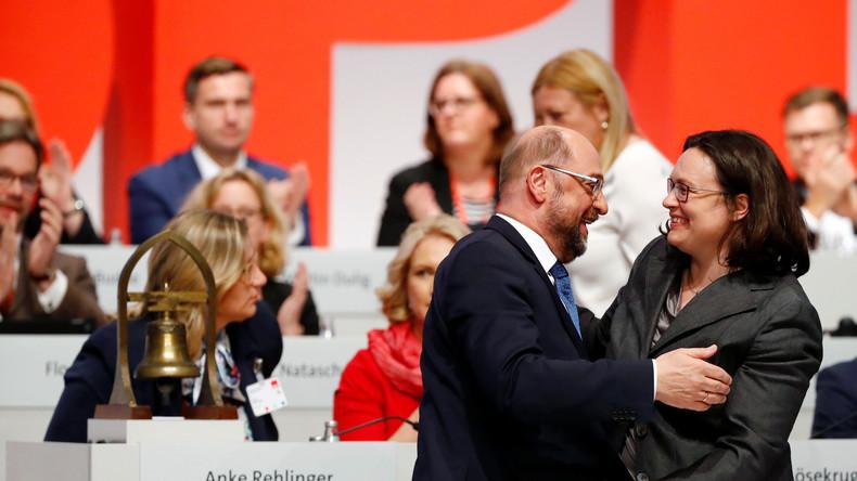 SPD-Sinnkrise: Nahles kontert Kritik von Juso-Chef in puncto Rentendurchbruch - mit Erfolg?