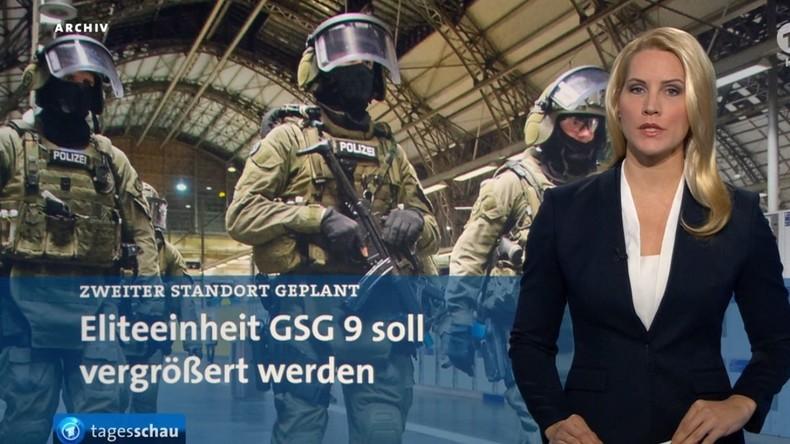 "Programmbeschwerde gegen ARD: ""Regierungsfromm-manipulative Ausrichtung der Berichterstattung"""