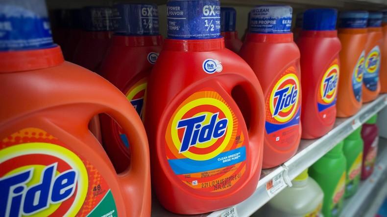 Gefährliches Spiel: Video-Blogger stopfen sich Waschmittelkapseln in den Mund