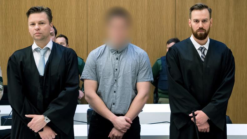 Waffenhändler vom Münchner Amoklauf zu sieben Jahren Haft verurteilt