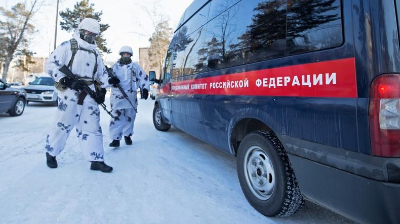 Russland: Dritter Angriff auf eine Schule innerhalb von nur einer Woche [Video]