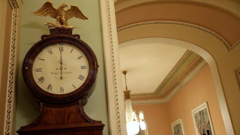 """US-Regierung im """"Shutdown"""" - Keine Einigung im Senat"""