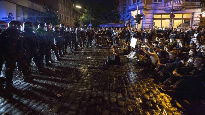 Ein Monat Fotofahndung - 20 mutmaßliche G20-Gewalttäter identifiziert