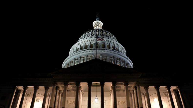 """""""Shutdown"""": Haushaltsstreit zwischen Republikaner und Demokraten legt US-Regierung lahm"""