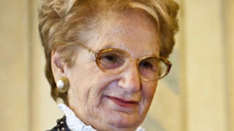 Italien: Holocaust-Überlebende Senatorin auf Lebenszeit geworden