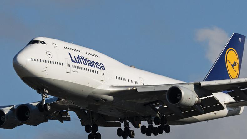 Lufthansa-Jets bekommen neues Aussehen