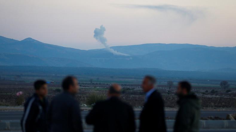 Russland verlegt wegen türkischer Militäroffensive Truppen aus Afrin