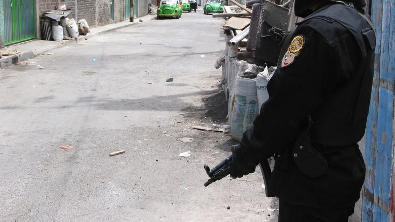 Mord und Totschlag in Mexiko auf historischem Hoch