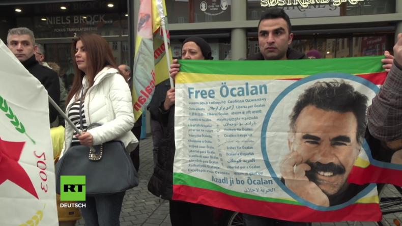 Türkische Offensive in Afrin: Proteste in mehreren europäischen Städten