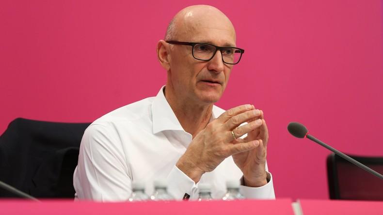 Telekom-Chef: Europa hat Wettstreit bei Online-Plattformen verloren