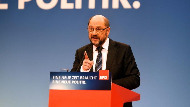 Kämpfen für die GroKo: Rede von Martin Schulz auf SPD-Parteitag