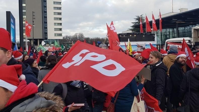 """""""Ja"""" zur GroKo: Der SPD-Parteitag in Bonn im Überblick"""