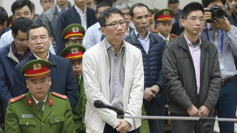 Vietnam: Lebenslang für mutmaßlich aus Deutschland entführten Geschäftsmann