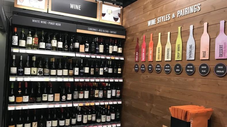 Amazon Go: Größter Onlinehändler eröffnet ersten vollautomatischen Supermarkt