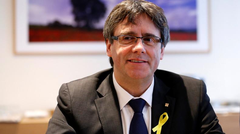 Katalonien: Puigdemont erneut Kandidat für Regionalpräsidentschaft
