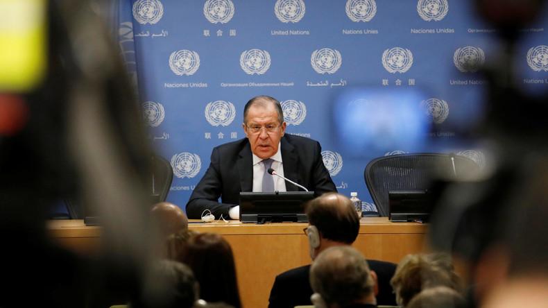 Lawrow: Kurden sollen an syrischen Friedensgesprächen teilnehmen