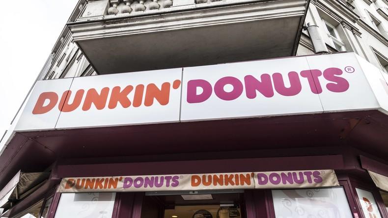 Gewinner eines Donut-Wettessens bricht bei Dunkin' Donuts ein und wird festgenommen
