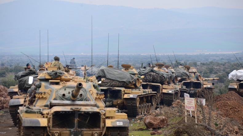 Türkische Offensive in Syrien: Der Freund meines Freundes ist mein Feind [Video]