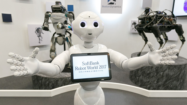 Echte Menschen beraten besser: Schottischer Verkäufer-Roboter gefeuert