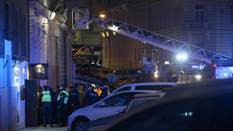 Zweites deutsches Todesopfer nach Hotelbrand in Prag bestätigt