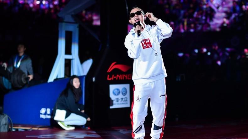 China verbannt Hip-Hop und Tattoos aus dem Fernsehen