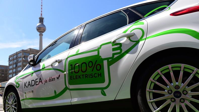 Studie: Stromnetz wegen möglicher Überlastungen durch E-Autos in Gefahr