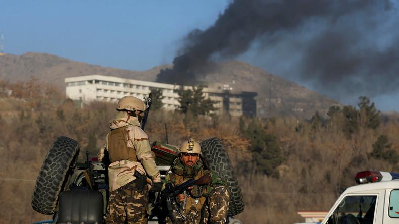 In Kabul getötete Deutsche arbeitete für Hilfsorganisation