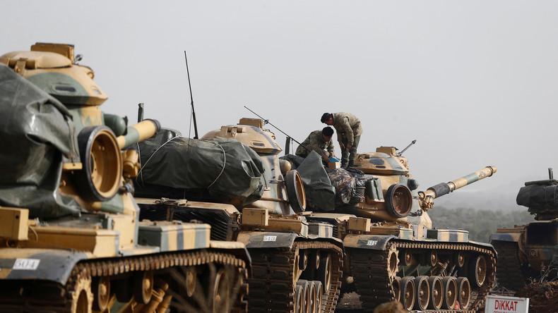 Von der Unterstützung der syrischen Kurden zur Unterstützung der Türkei gegen diese – in nur 9 Tagen