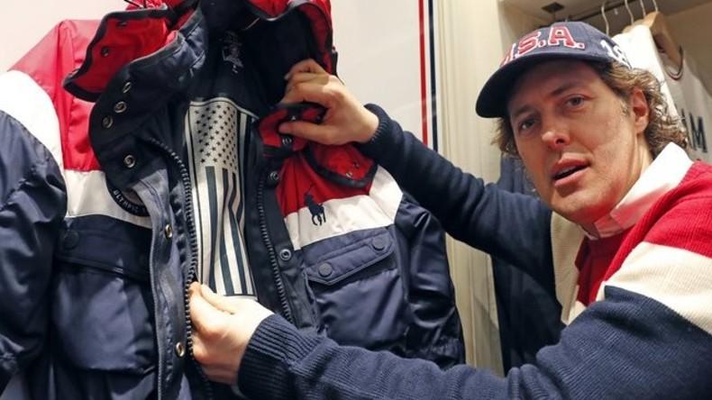 Heizdecke zum Anziehen: Beheizbare Jacken für US-Olympia-Team vorgestellt