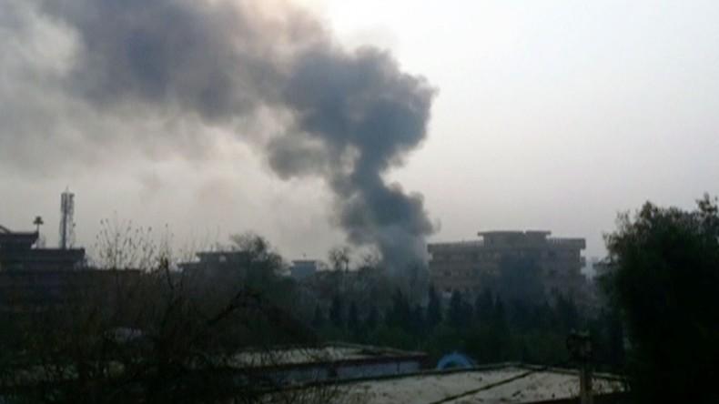 Unbekannte stürmen Büro von Hilfsorganisation in Afghanistan