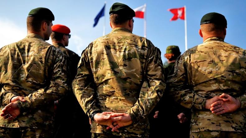 """""""Starkes Signal der Abschreckung"""" - NATO-Kontingent in Litauen durch Franzosen aufgestockt"""