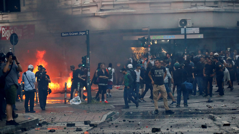 G20-Proteste: Polizei ermittelt gegen 600 namentlich bekannte Verdächtige