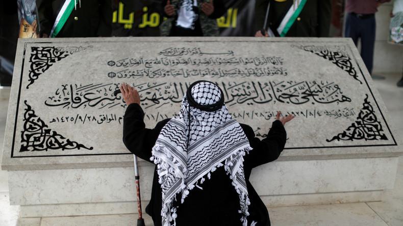 Buch enthüllt Attentatsversuche auf Arafat: Auch Passagierflugzeuge sollten abgeschossen werden