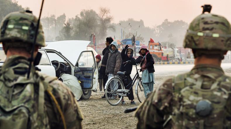Der ewige Krieg: USA schicken noch mehr Truppen nach Afghanistan und ignorieren Missbrauchsfälle