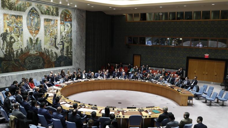 Russland schlägt unabhängigen Mechanismus für C-Waffen-Untersuchungen vor - USA blockieren