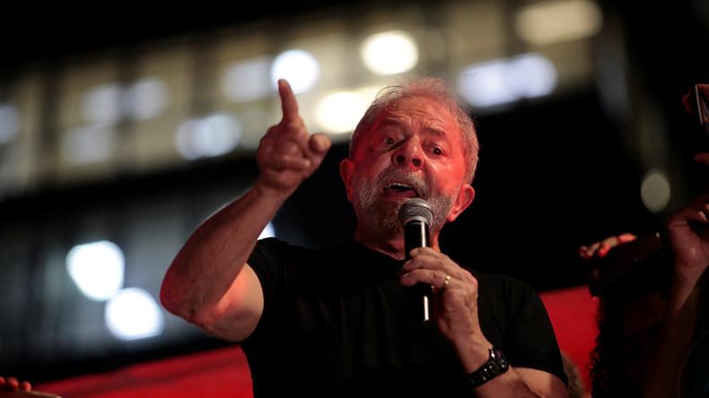Haft statt Comeback? Zwölf Jahre Gefängnis für Brasiliens Ex-Präsidenten Lula