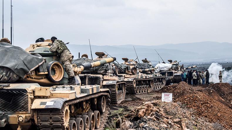 Vize-Premierminister der Türkei droht USA mit direkter militärischer Konfrontation in Syrien