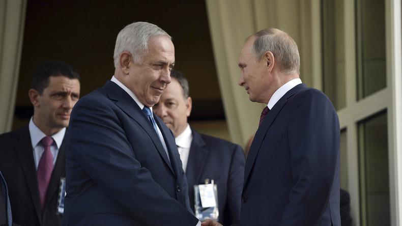 Davos und Moskau: Netanjahu und Putin treffen sich zu Gesprächen über Lage in Syrien