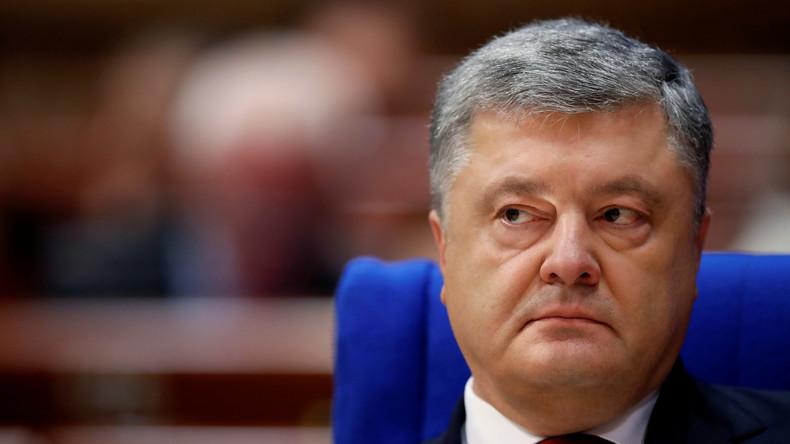 Bruch des EU-Geldwäschegesetzes: Petro Poroschenko in Deutschland unter Verdacht