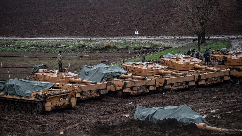 """Türkische """"Leopard 2""""-Panzer werden vorerst nicht nachgerüstet"""
