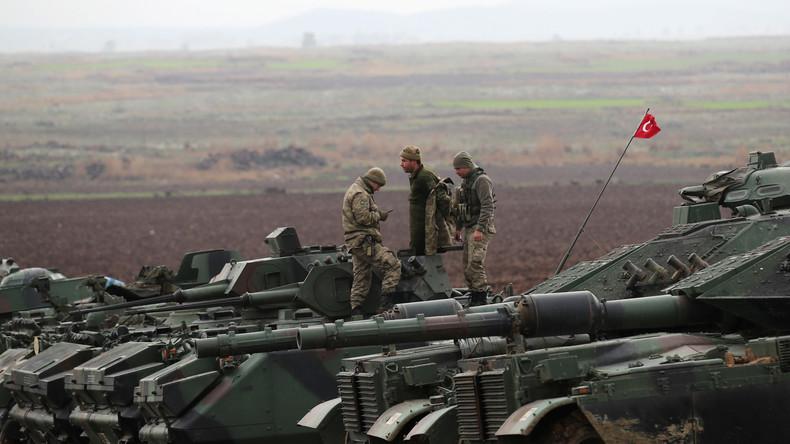 Geschäftsführende Bundesregierung stoppt vorerst geplante Aufrüstung türkischer Panzer