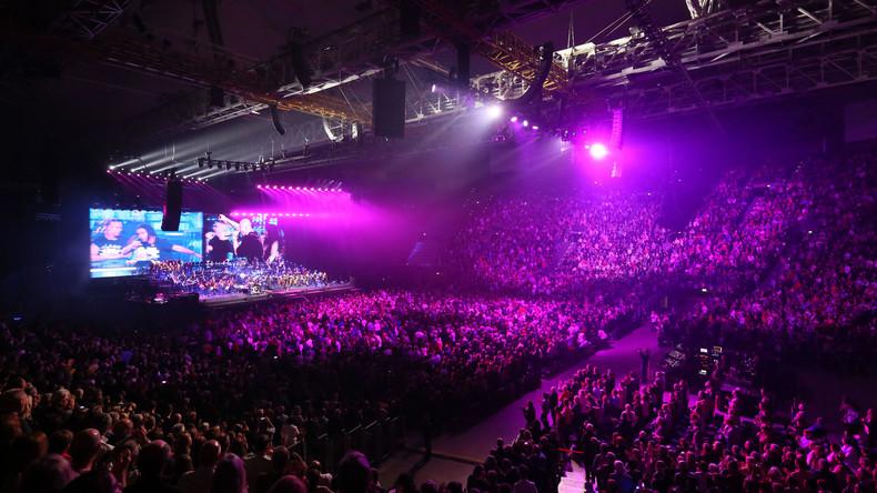 Handys weg: Musiker fordert Verzicht auf Smartphones während seiner Konzerte
