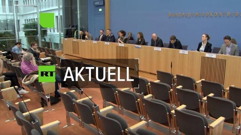 "RT fragt nach: Bundesregierung will Vernichtungskrieg des 3. Reichs nicht ""verbrecherisch"" nennen"