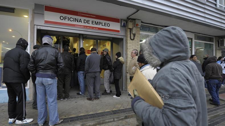 Spanien: Arbeitslosigkeit auf Tiefstand seit Wirtschaftskrise 2008 - aber weiterhin sehr hoch