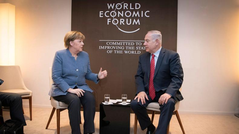 LIVE ab 16 Uhr: Weltwirtschaftsforum in Davos 2018 - Im Gespräch mit Benjamin Netanjahu